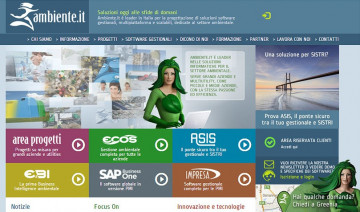Redesign siti corporate e di prodotto