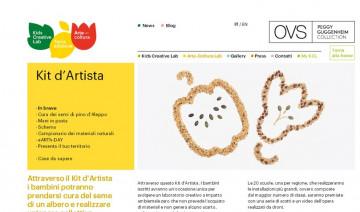 Progetto speciale Kids Creative Lab