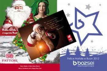 Cartoline natalizie: che passione!