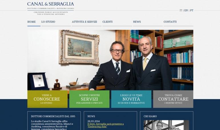 Studio Canal & Serraglia
