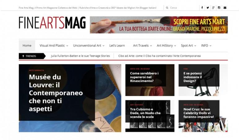 Fine Arts Mag